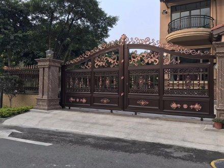 自贡农村庭院铝合金护栏十大品牌-安诚护
